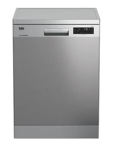 Umývačka riadu Beko DFN 28430 X nerez