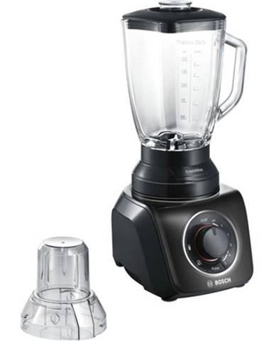 Stolný mixér Bosch SilentMixx Mmb43g2b čierny