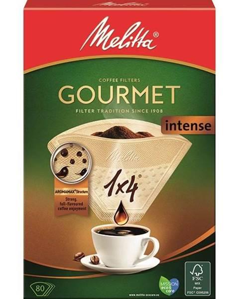 Melitta Filter Melitta Gourmer intense 1x4 80 ks