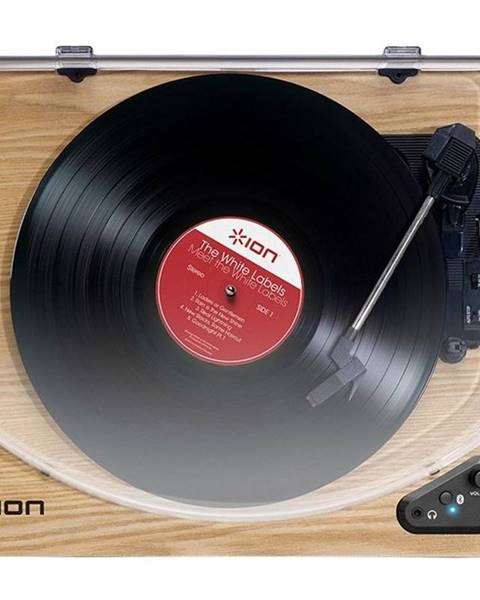 ION Gramofón ION Air LP dreven