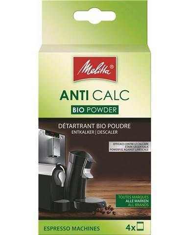 Odvápňovač pre espressá Melitta Anti Calc 4x40 g