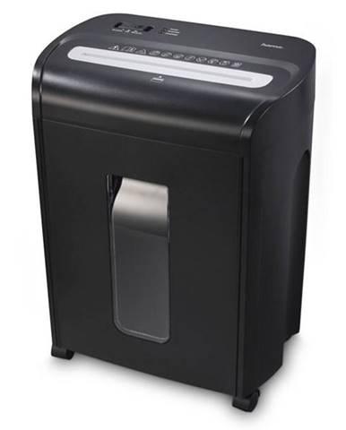 Skartovač Hama Premium M10, skartovačka, micro řez, 10 listů,