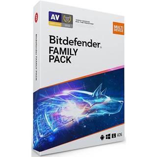 Software  Bitdefender Family pack