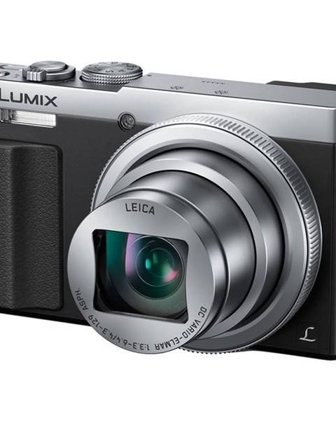 Panasonic Digitálny fotoaparát Panasonic Lumix DMC-Tz70ep-S strieborn