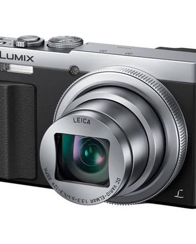 Digitálny fotoaparát Panasonic Lumix DMC-Tz70ep-S strieborn