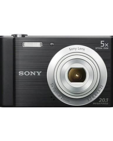 Digitálny fotoaparát Sony DSC-W800B čierny