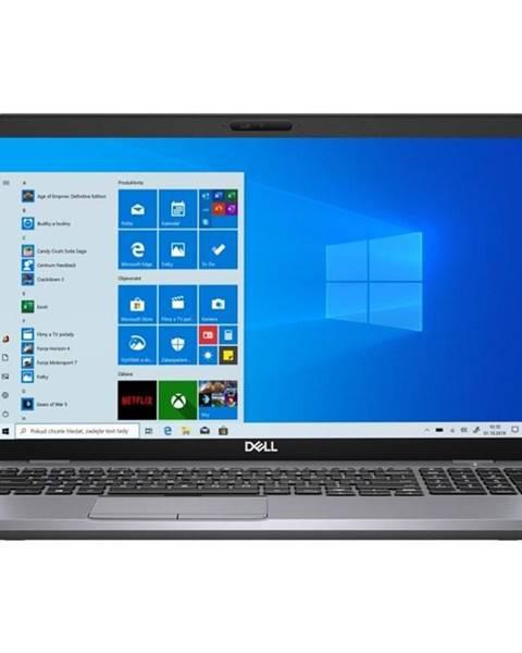 Dell Notebook Dell Latitude 5510 sivý