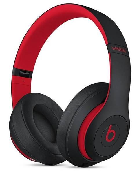 Beats Slúchadlá Beats Studio3 Wireless čierna/červená