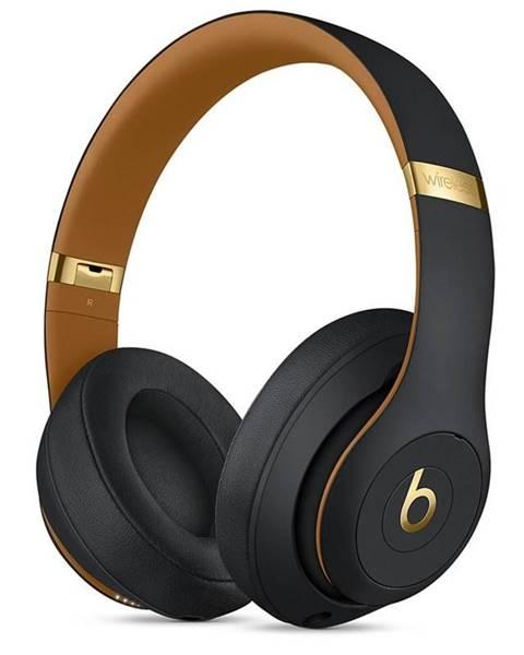 Beats Slúchadlá Beats Studio3 Wireless - půlnoční černá