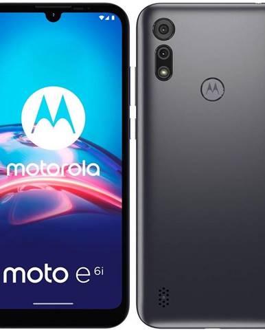 Mobilný telefón Motorola Moto E6i - Meteor Grey