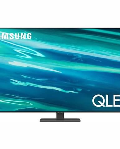 Televízor Samsung Qe65q80aa strieborn