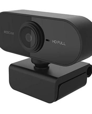 Webkamera Powerton Pwcam2, 1080p čierna