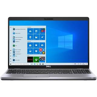 Notebook Dell Latitude 5510 sivý