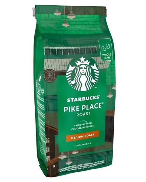Starbucks Káva zrnková Starbucks Pike Place Espresso Roast 450 g