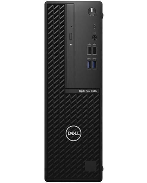 Dell Stolný počítač Dell Optiplex 3080 SFF čierny