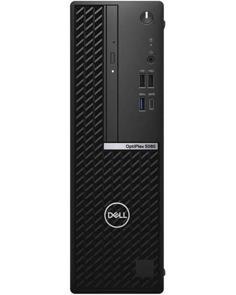 Dell Stolný počítač Dell Optiplex 5080 SFF čierny