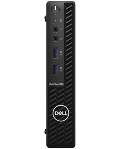 PC mini Dell Optiplex 3080 MFF čierny