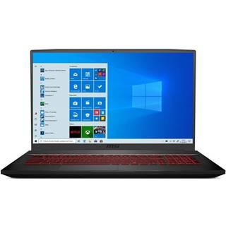 Notebook MSI GF75 Thin 10SER-493CZ čierny