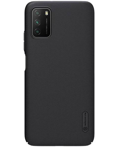 Nillkin Kryt na mobil Nillkin Super Frosted na Xiaomi Poco M3 čierny