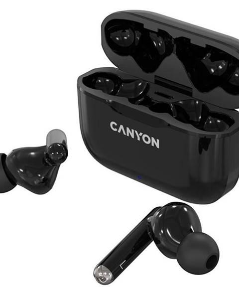 Canyon Slúchadlá Canyon TWS-3 čierna