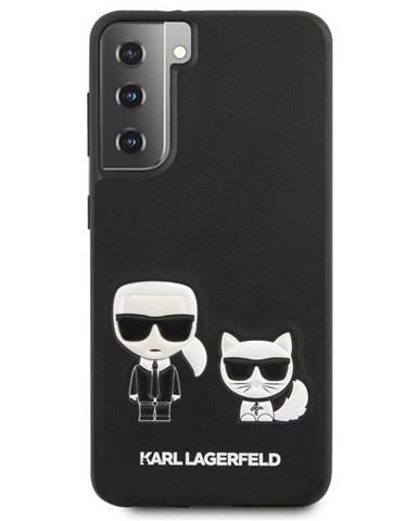 Kryt na mobil Karl Lagerfeld Karl &Choupette na Samsung Galaxy S21+