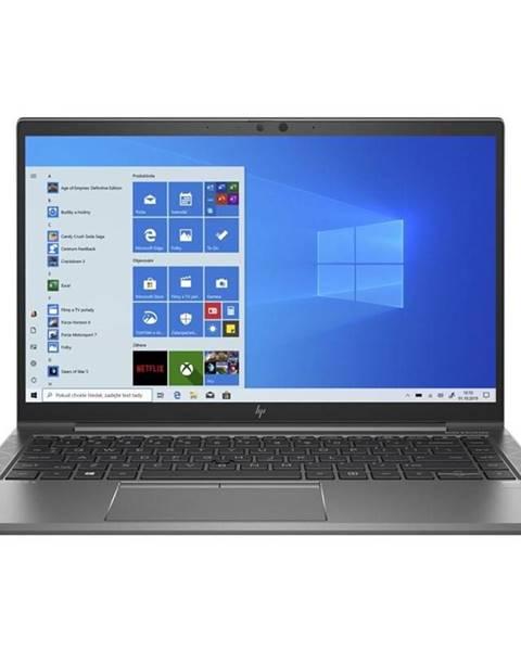 HP Notebook HP Zbook Firefly 14 G8 sivý
