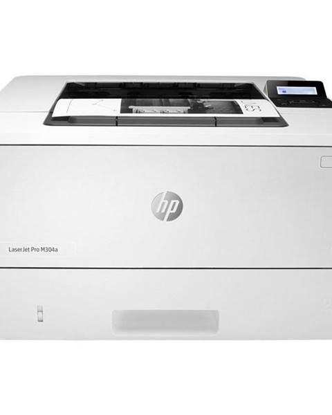 HP Tlačiareň laserová HP LaserJet M304a biely