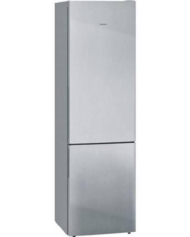 Kombinácia chladničky s mrazničkou Siemens iQ500 Kg39ealca nerez