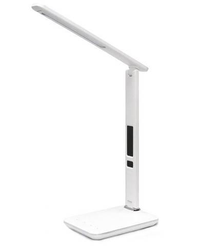 Stolná lampa Immax Kingfisher 9W biela