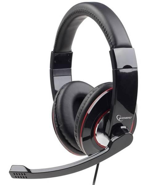 Gembird Headset  Gembird MHS-001 Gaming čierny