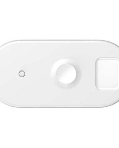 Bezdrôtová nabíjačka Baseus Smart 3v1 pro telefon, Apple Watch,