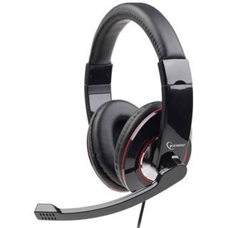 Headset  Gembird MHS-001 Gaming čierny