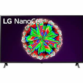 Televízor LG 55Nano80 siv