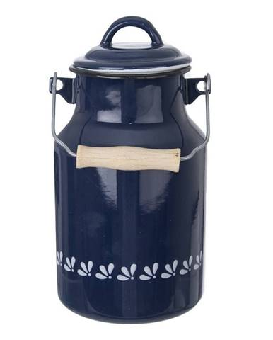 Orion Kanvica na mlieko smalt MODROTISK, 2 l