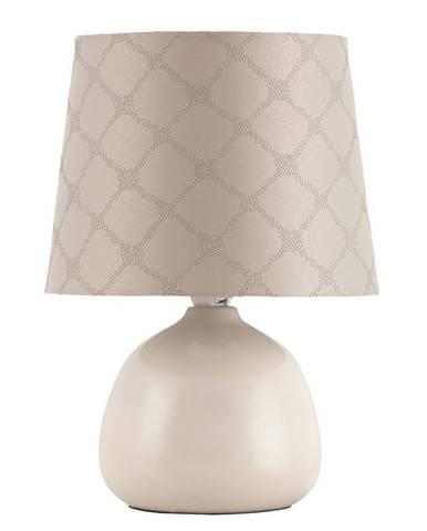 Rabalux 4380 Ellie stolná lampa, béžová