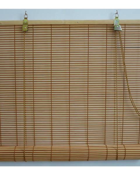Gardinia Gardinia Roleta bambusová prír./čerešňa, 140 x 160 cm
