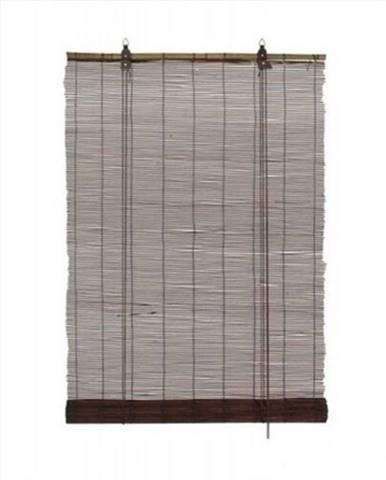 Gardinia Roleta bambusová teak, 90 x 240 cm