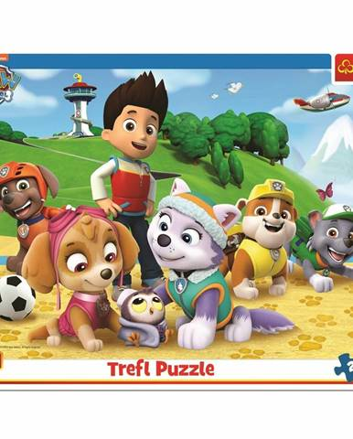 Trefl Puzzle Labková patrola, 25 dielikov