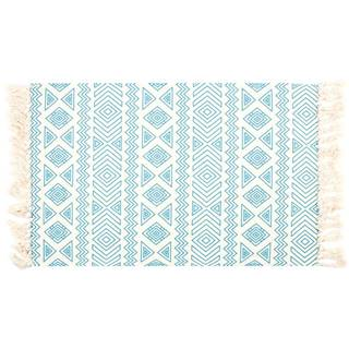 Dakls Kobercový behúň Etno modrá, 90 x 60 cm