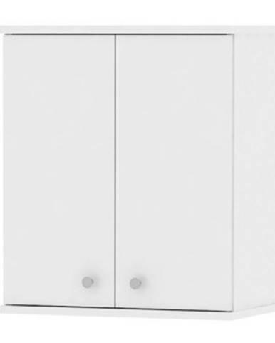 Horná závesná skrinka biela GALENA SI08