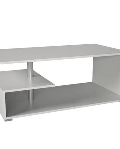 Konferenčný stolík biela DORISA