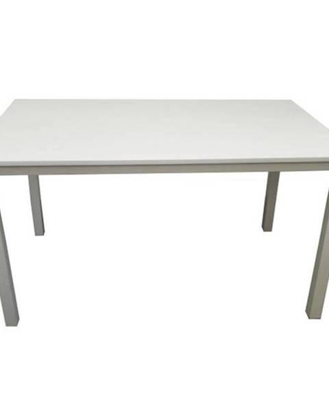 Tempo Kondela Jedálenský stôl biela 110 cm ASTRO NEW