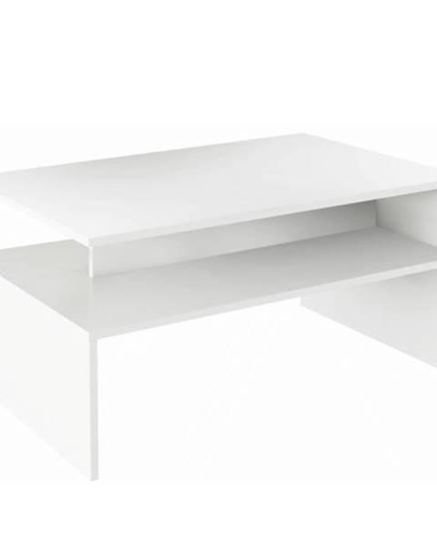 Tempo Kondela Konferenčný stolík biela  DAMOLI