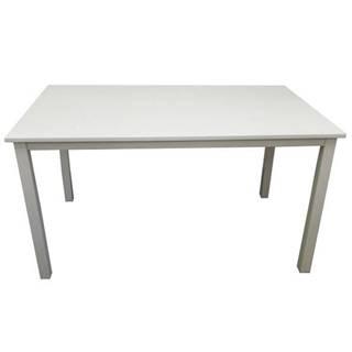 Jedálenský stôl biela 110 cm ASTRO NEW