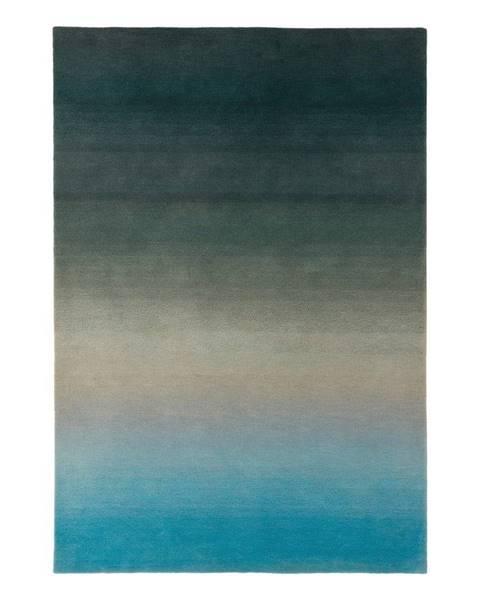 Asiatic Carpets Modro-sivý koberec Asiatic Carpets Ombre, 120 x 170 cm