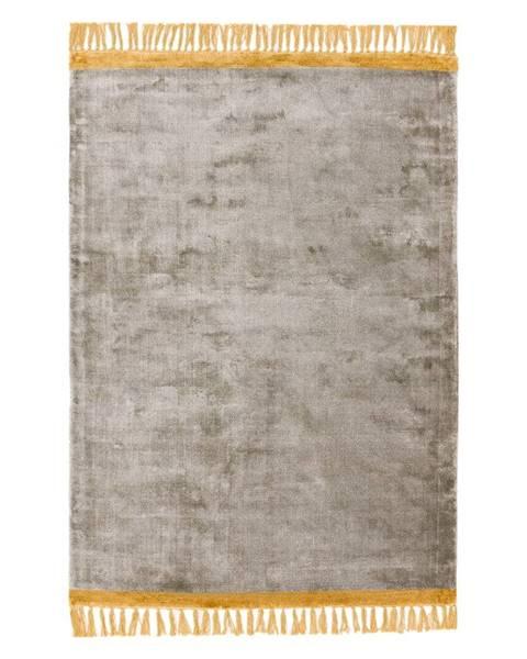 Asiatic Carpets Sivo-žltý koberec Asiatic Carpets Elgin, 160 x 230 cm