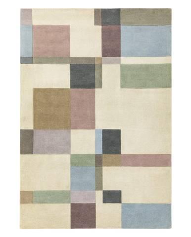 Koberec Asiatic Carpets Blocks Pastel, 120 x 170 cm