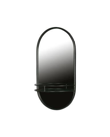 Nástenné kovové kozmetické zrkadlo BePureHome Make-up