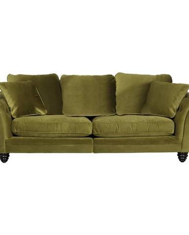 Ambia Home MEGA POHOVKA, textil, zelená - zelená