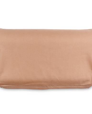 4home Obliečka na vankúš z pamäťovej peny Aloe Vera profilovaný béžová, 50 x 30 cm